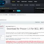 BF4 Procon の導入と設定#1